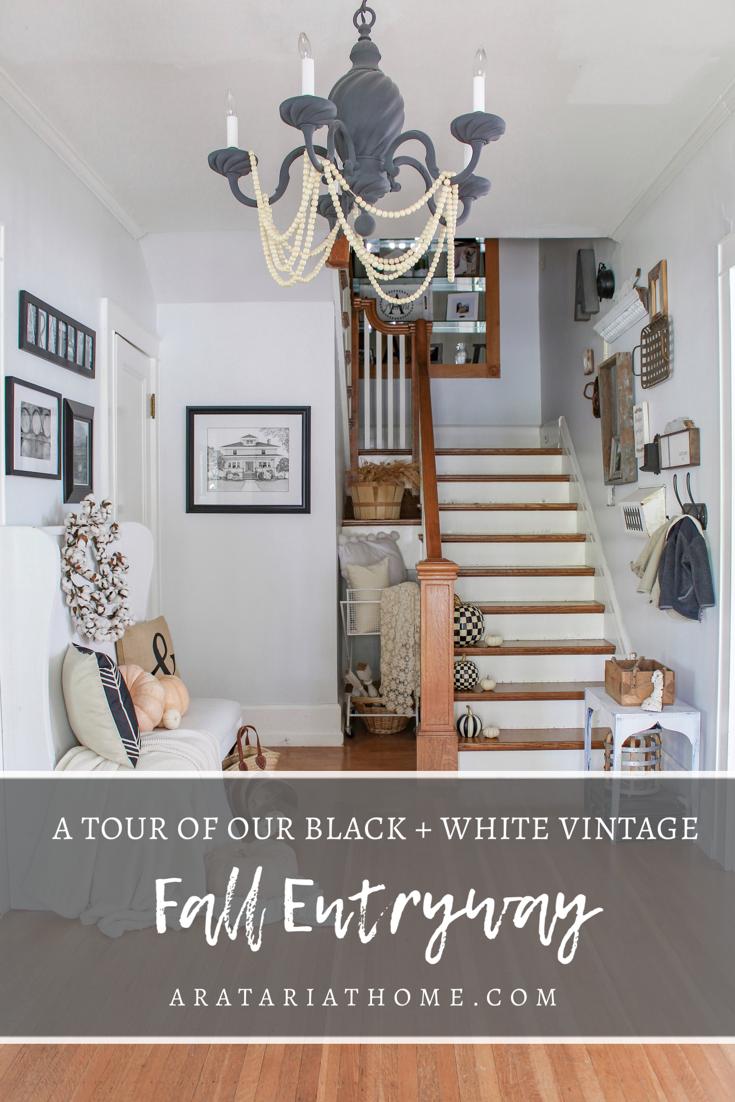Fall Entryway