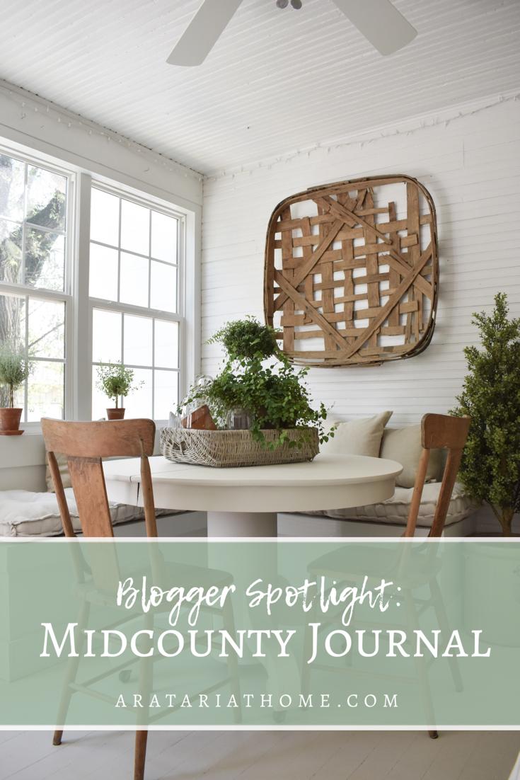 Blogger Spotlight with Midcounty Journal