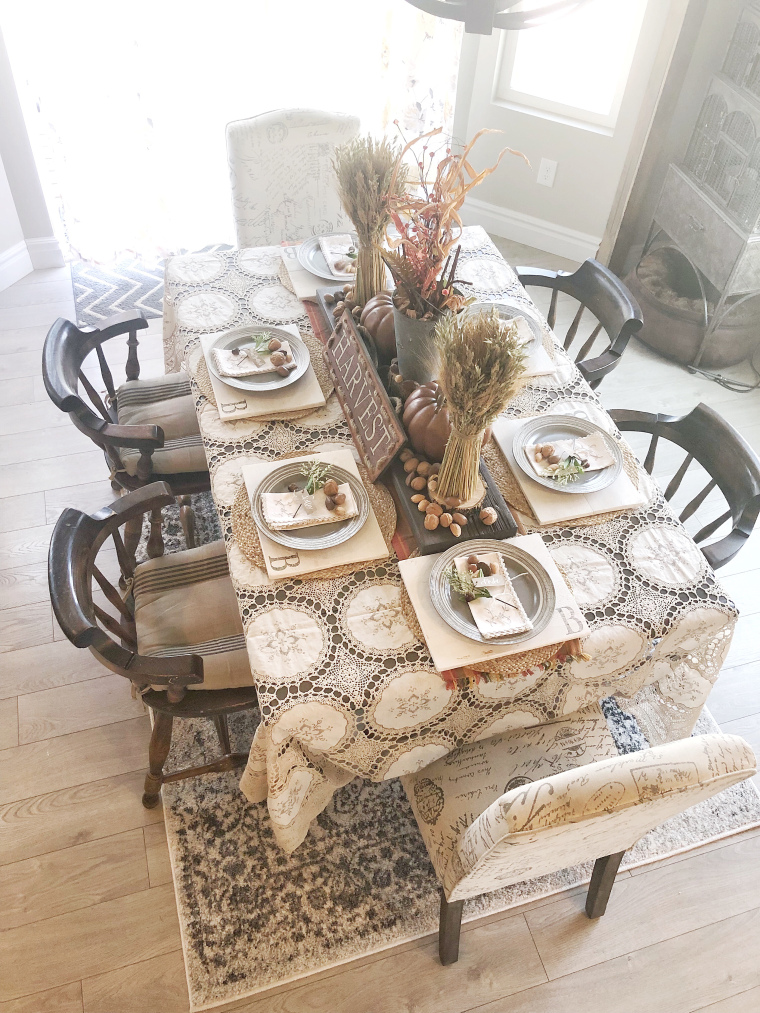 Citygirl Meets Farmboy Dining Table