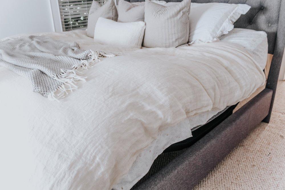 Zero Gravity for the mattress
