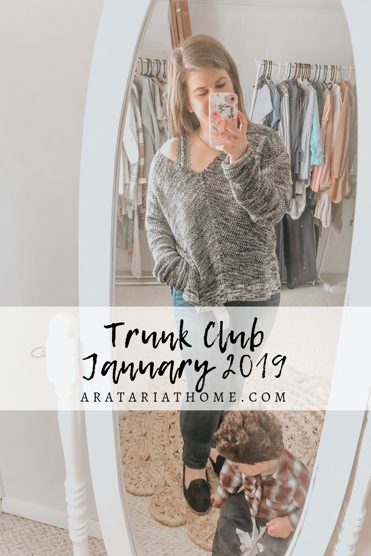 Trunk Club January 2019