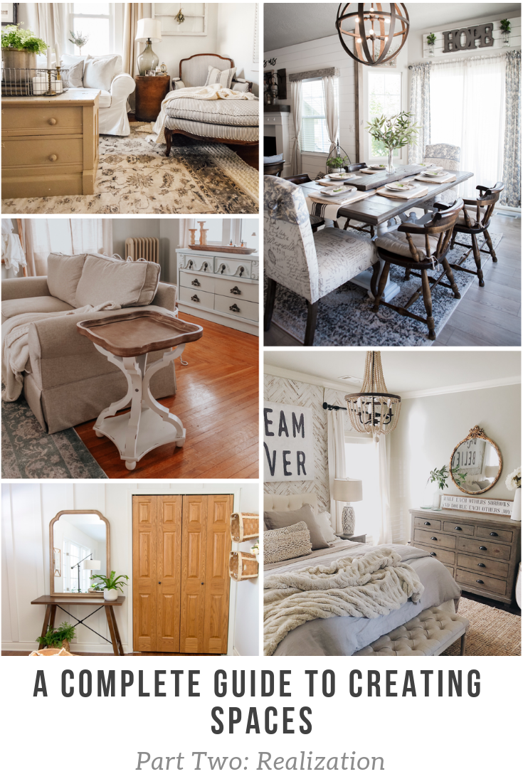 A complete Guide To Creating Spaces