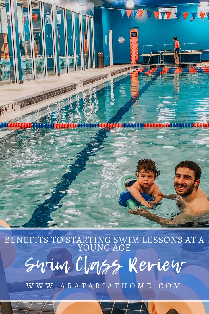Swim Class Review