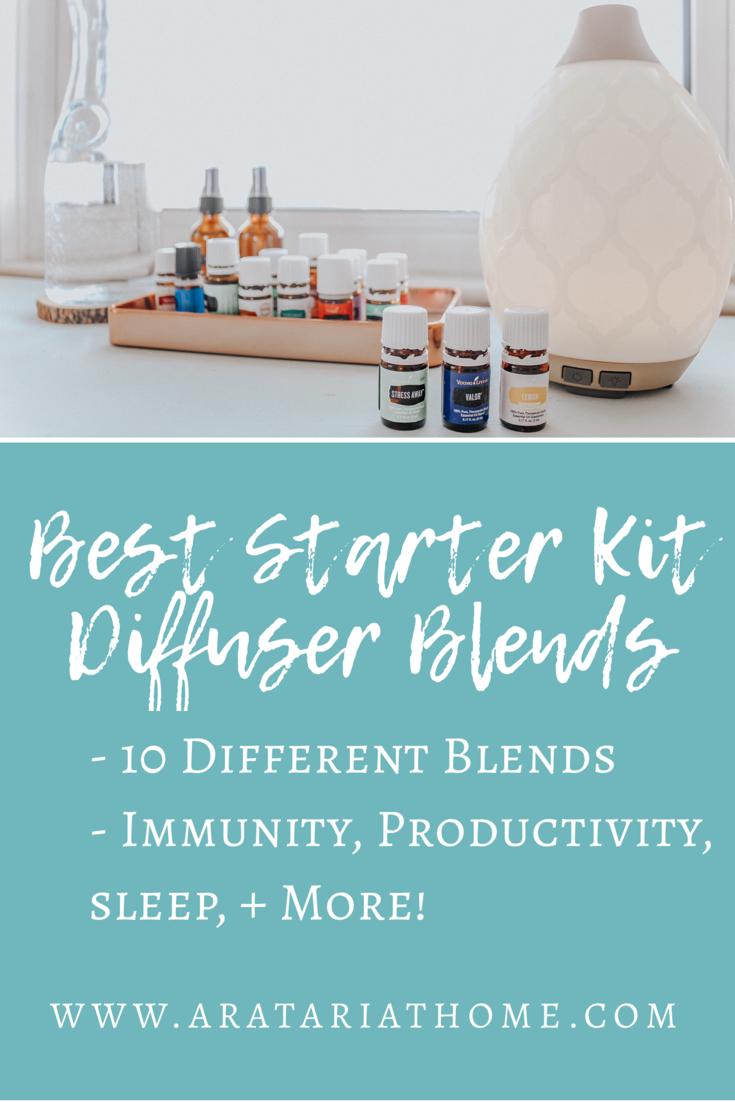 Starter Kit Diffuser Blends