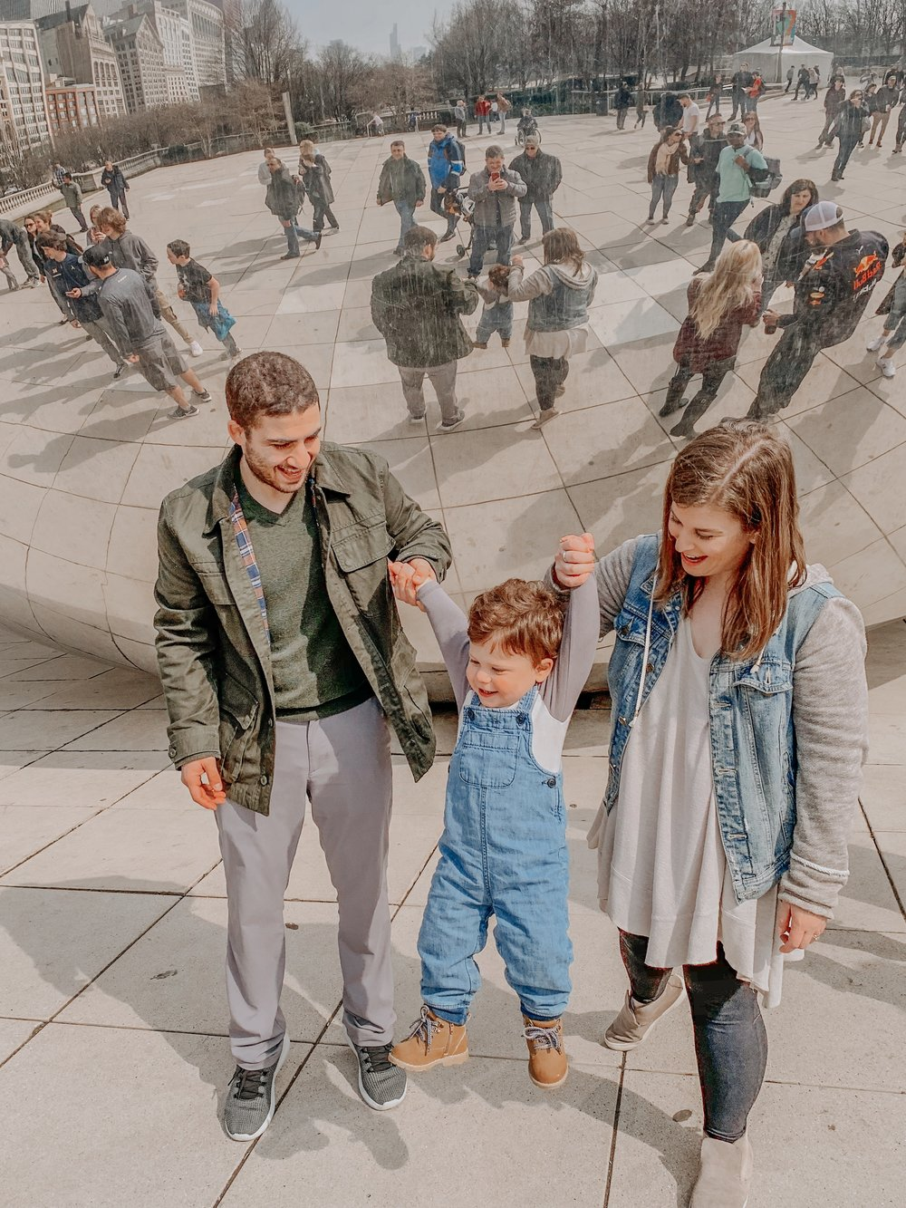 The Bean in Chicago