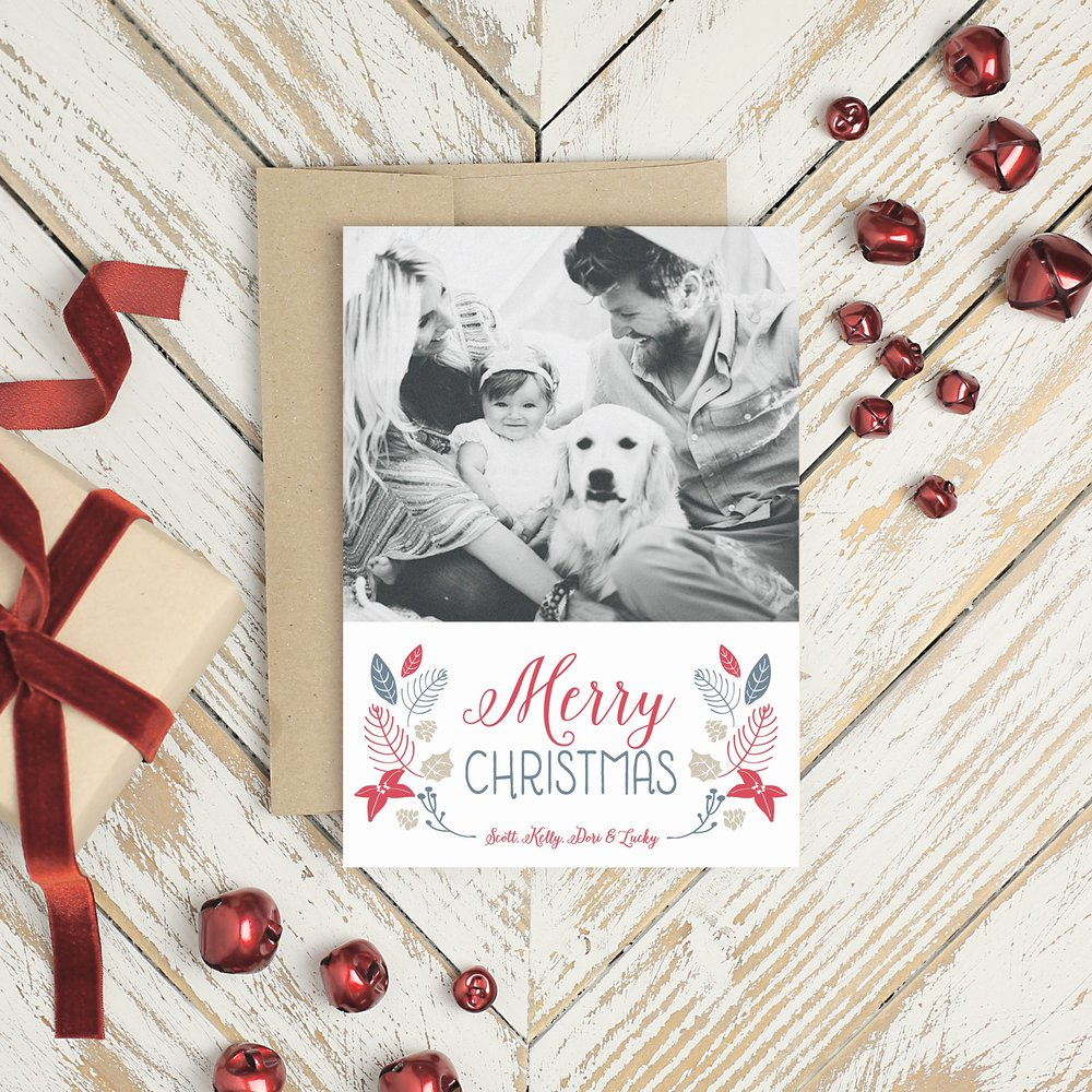 Basic Invite | Christmas Greeting Cards