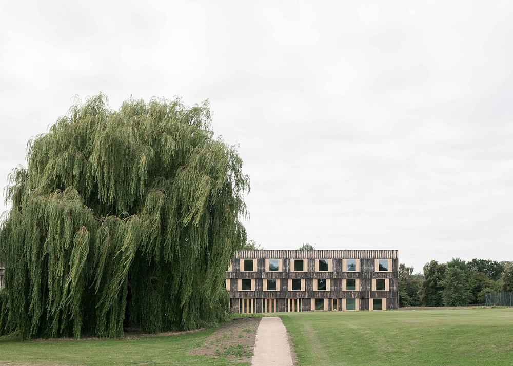 Cowan court, photography by Johan Dehlin, courtesy 6a architects