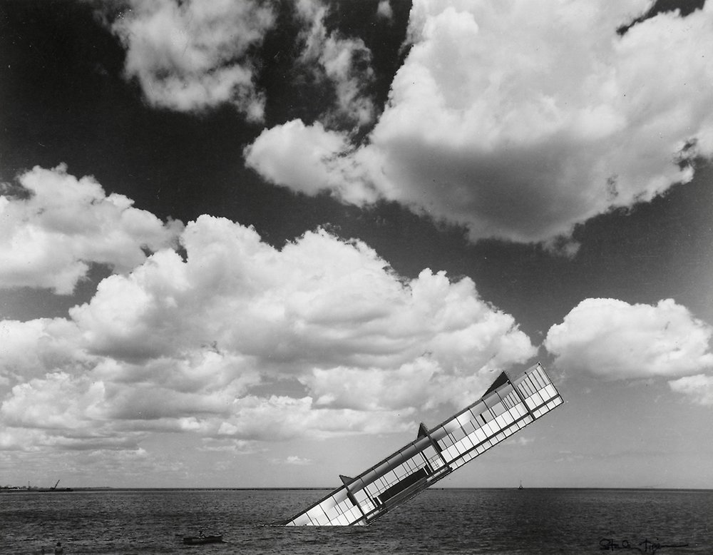 Stanley Tigerman,  The Titanic , 1978. Courtesy The Art Institute of Chicago.