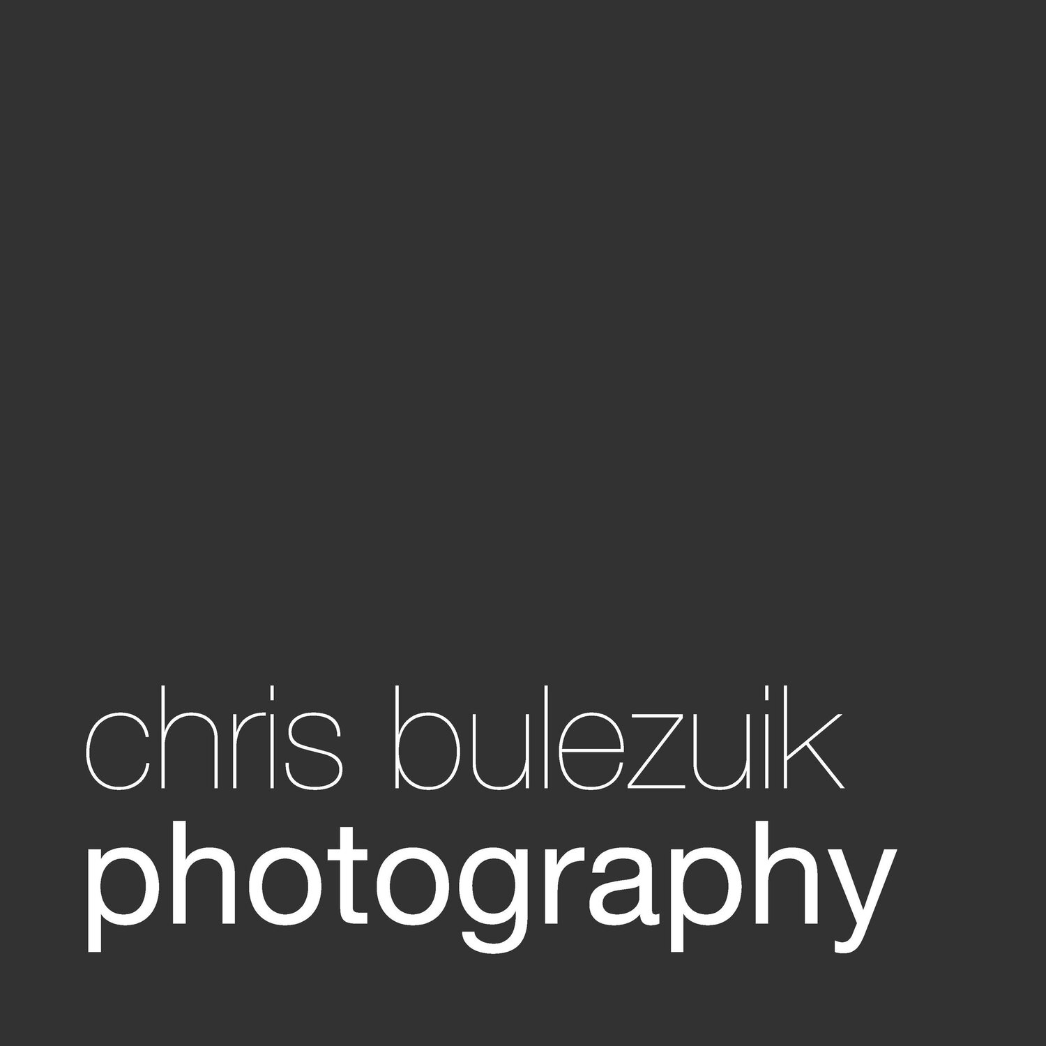 Chris Bulezuik Photography