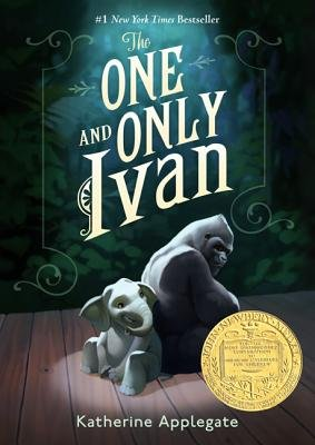 The One and Only Ivan    This winner of the 2013 Newbery Medal celebrates the transformative power of unexpected friendships. Inspired by the true story of a captive gorilla known as Ivan, this illustrated novel is told from the point-of-view of Ivan himself.