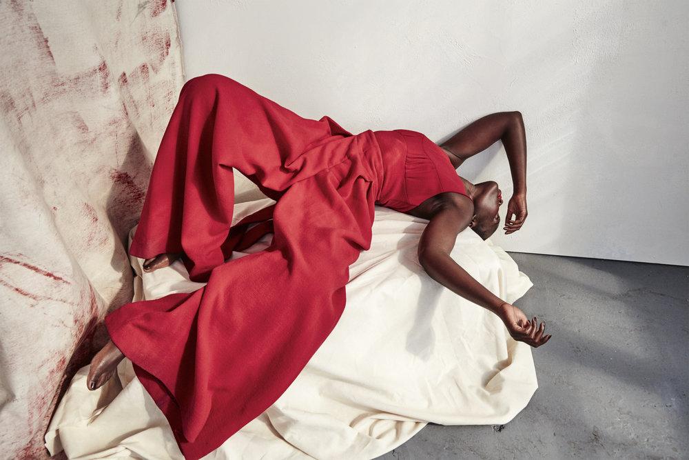 Lupita Nyongo - Sunday Times Style Magazine