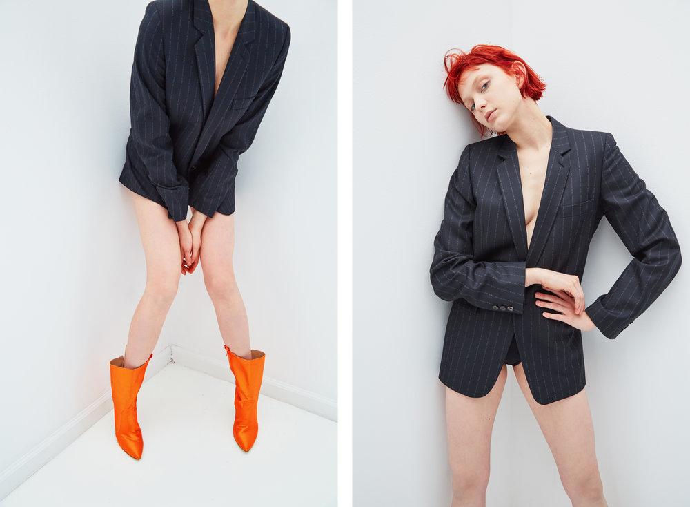 Twin Magazine - Tangerine Dreams