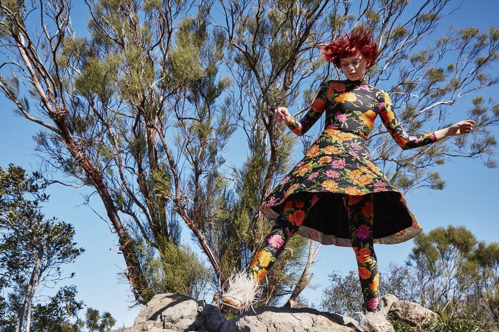 Vogue Me - Psychedelic California