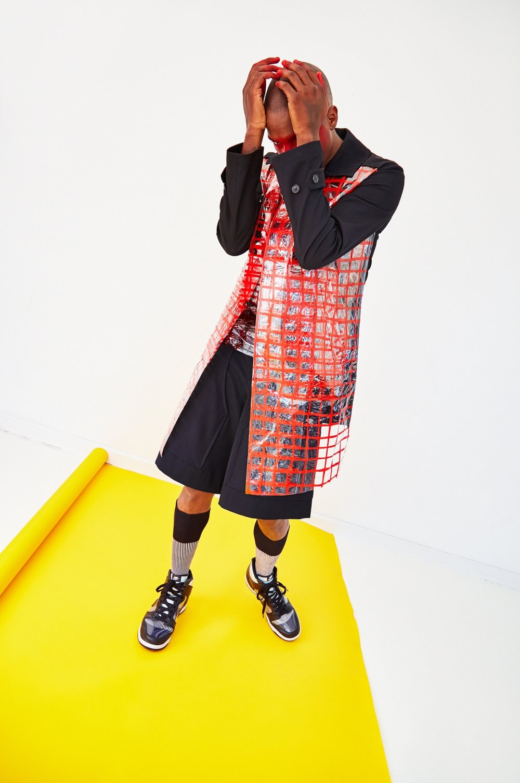 L'Uomo Vogue - Young Paris