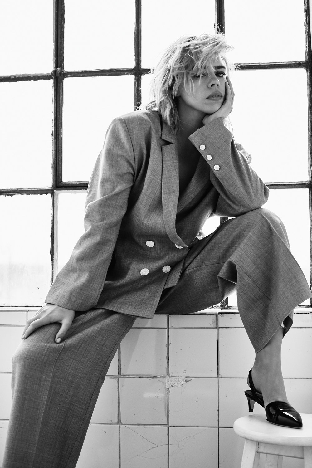 The Sunday Times Style Magazine - Billie Piper