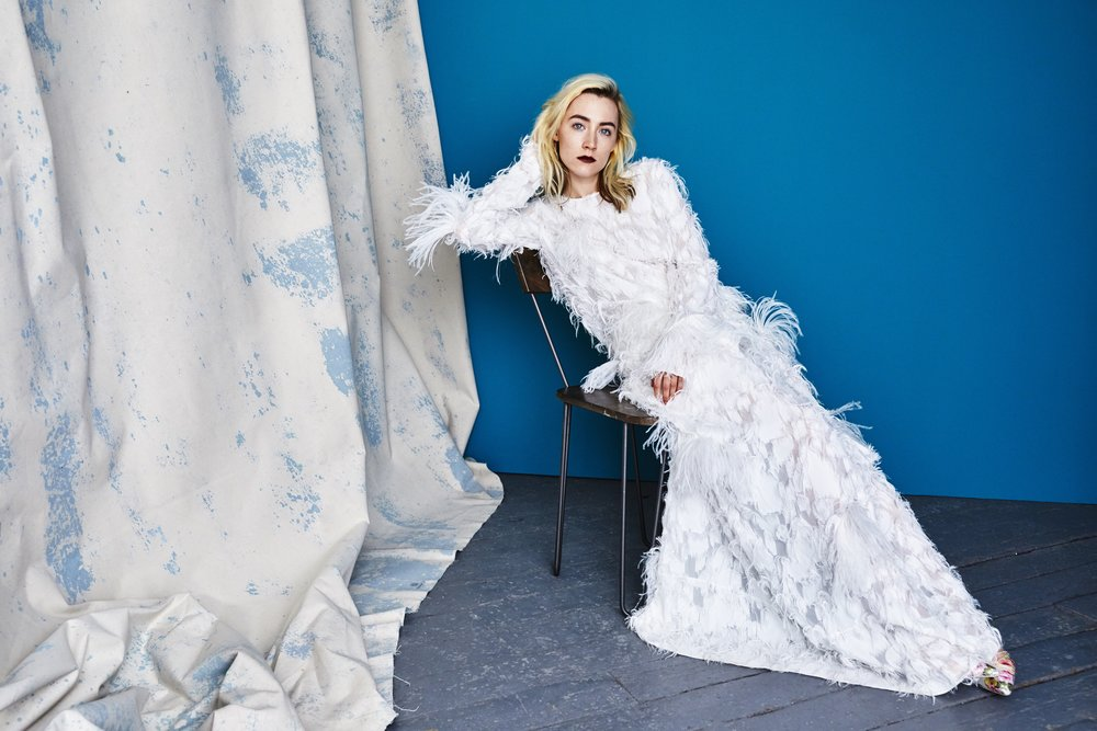 The Sunday Times Style Magazine - Saoirse Ronan