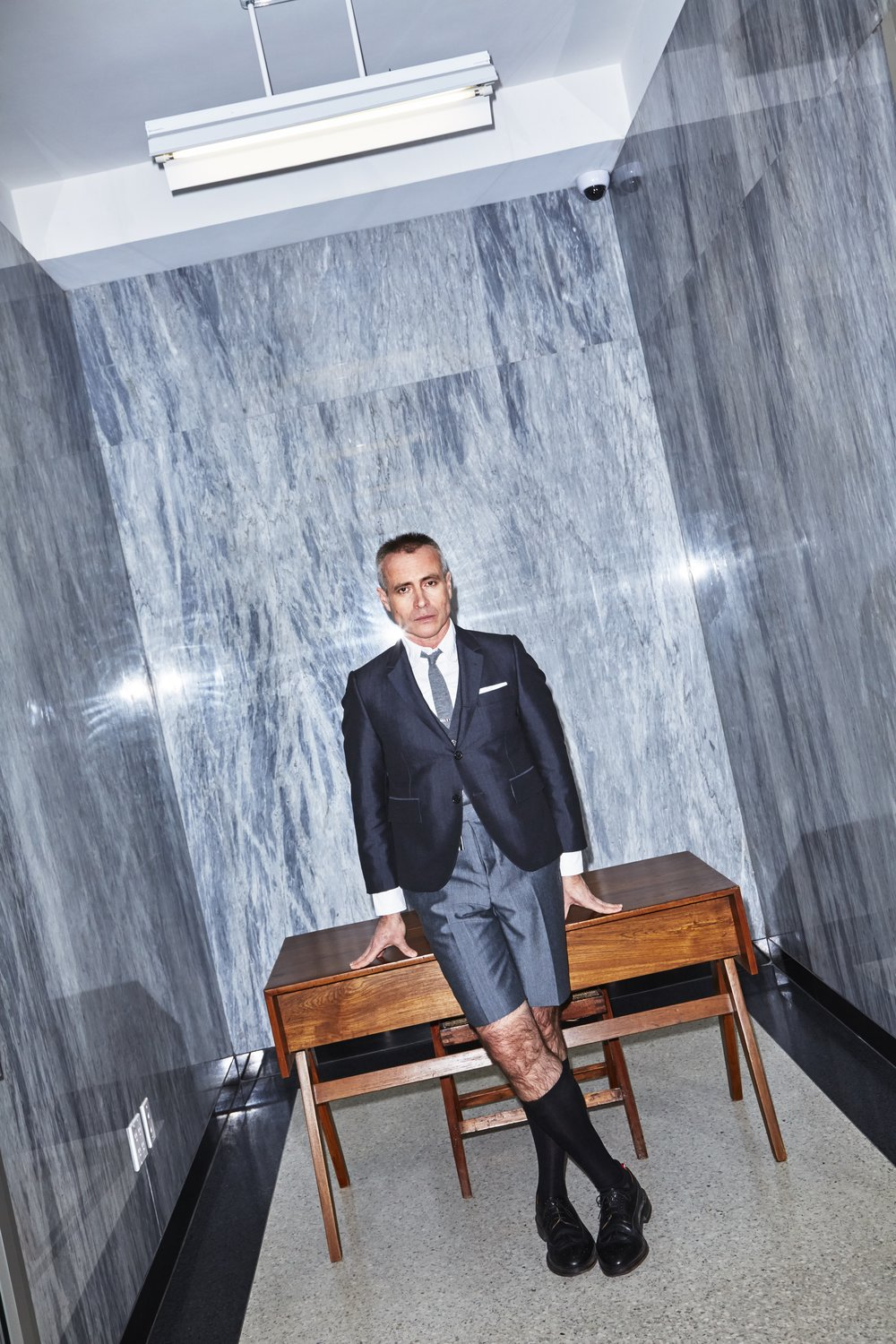 WSJ. Magazine - Thom Browne