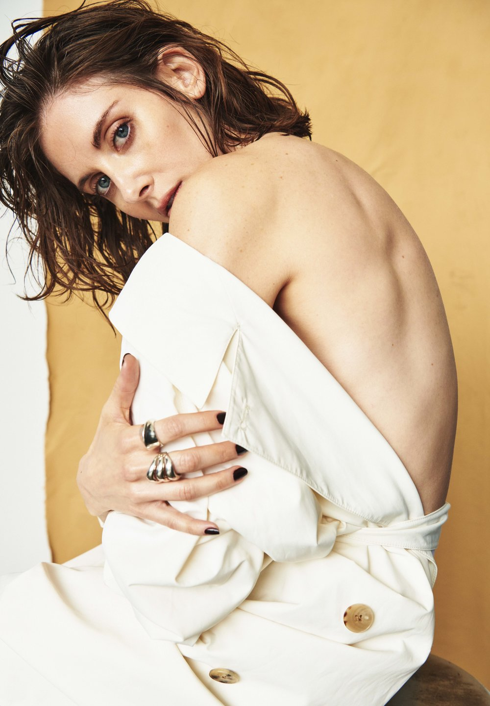 The Sunday Times Style Magazine - Alison Brie