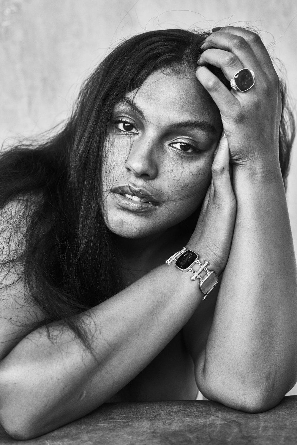 The Sunday Times Style Magazine - Paloma Elsesser