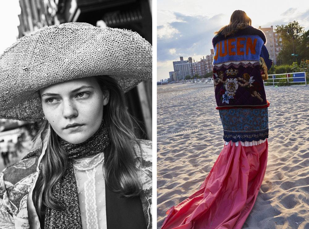 Vogue México -  Vivencia Nómada