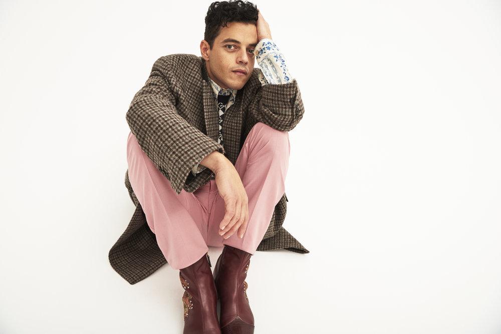 Mr. Porter | The Journal - Rami Malek