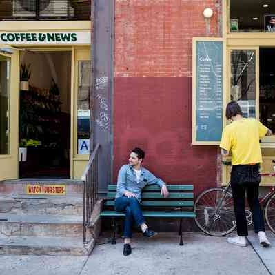 Oliver Coffee    5 Oliver St
