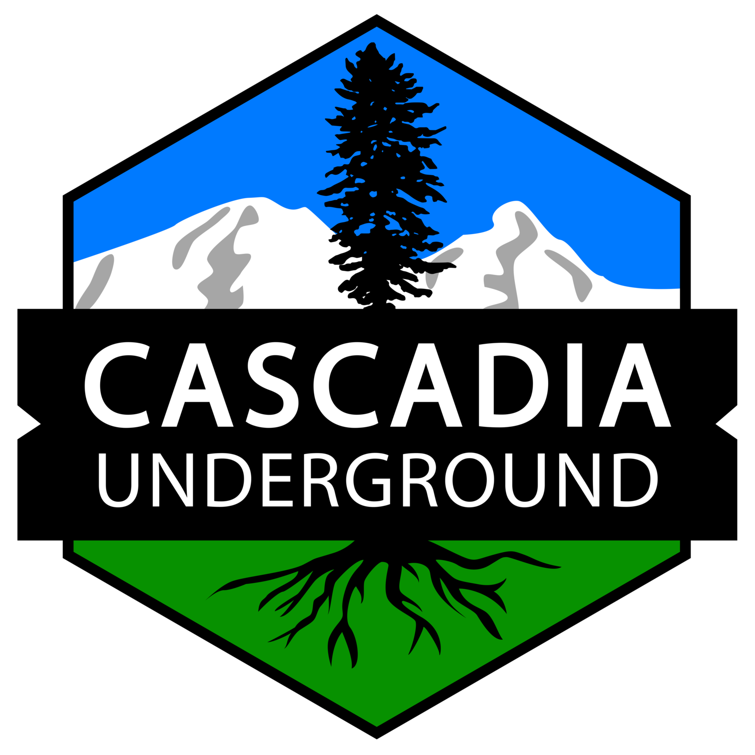 The Cascadia Underground