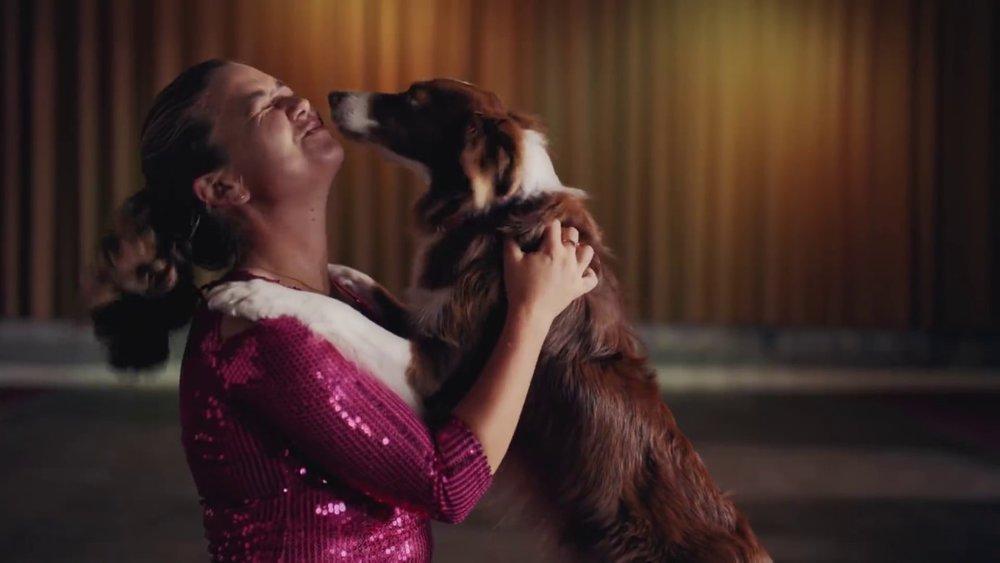 FANNY HOETZENEDER  JOHN GRANT  'LOVE IS MAGIC'