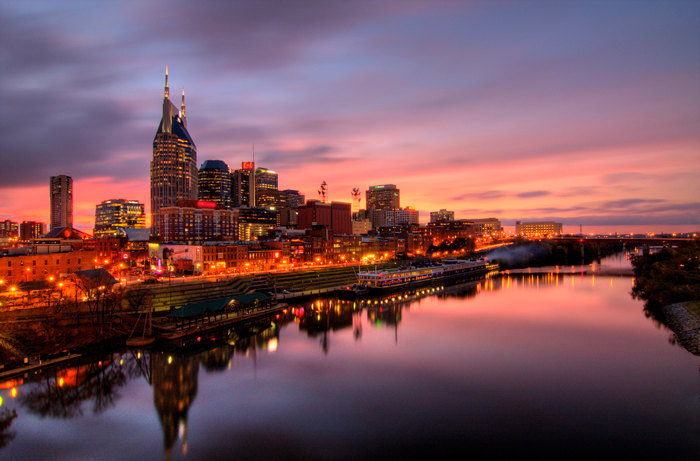 Nashville, TN epitomizes the kind of grassroots growth and public/private partnerships can drive economic growth.