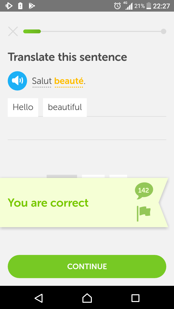 Well thanks!