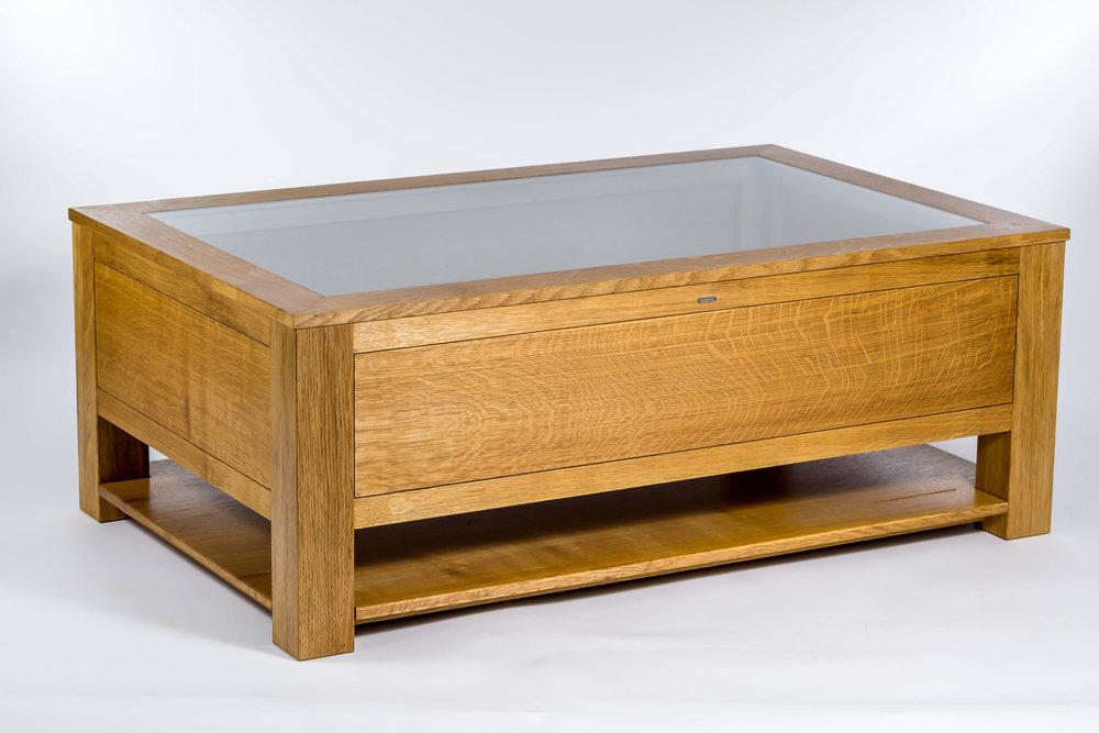 Coffee Table Display Unit