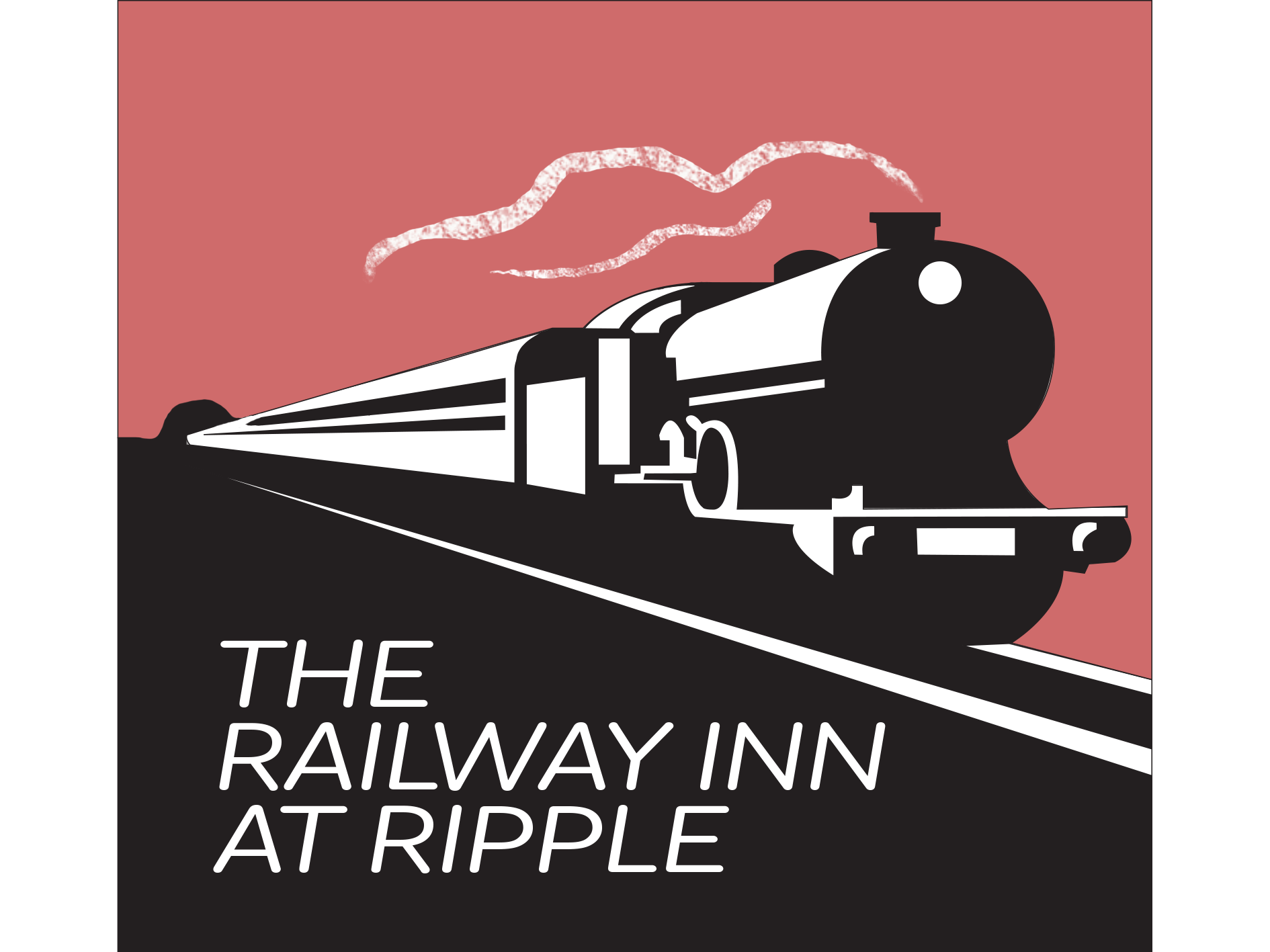 The Railway Inn at Ripple