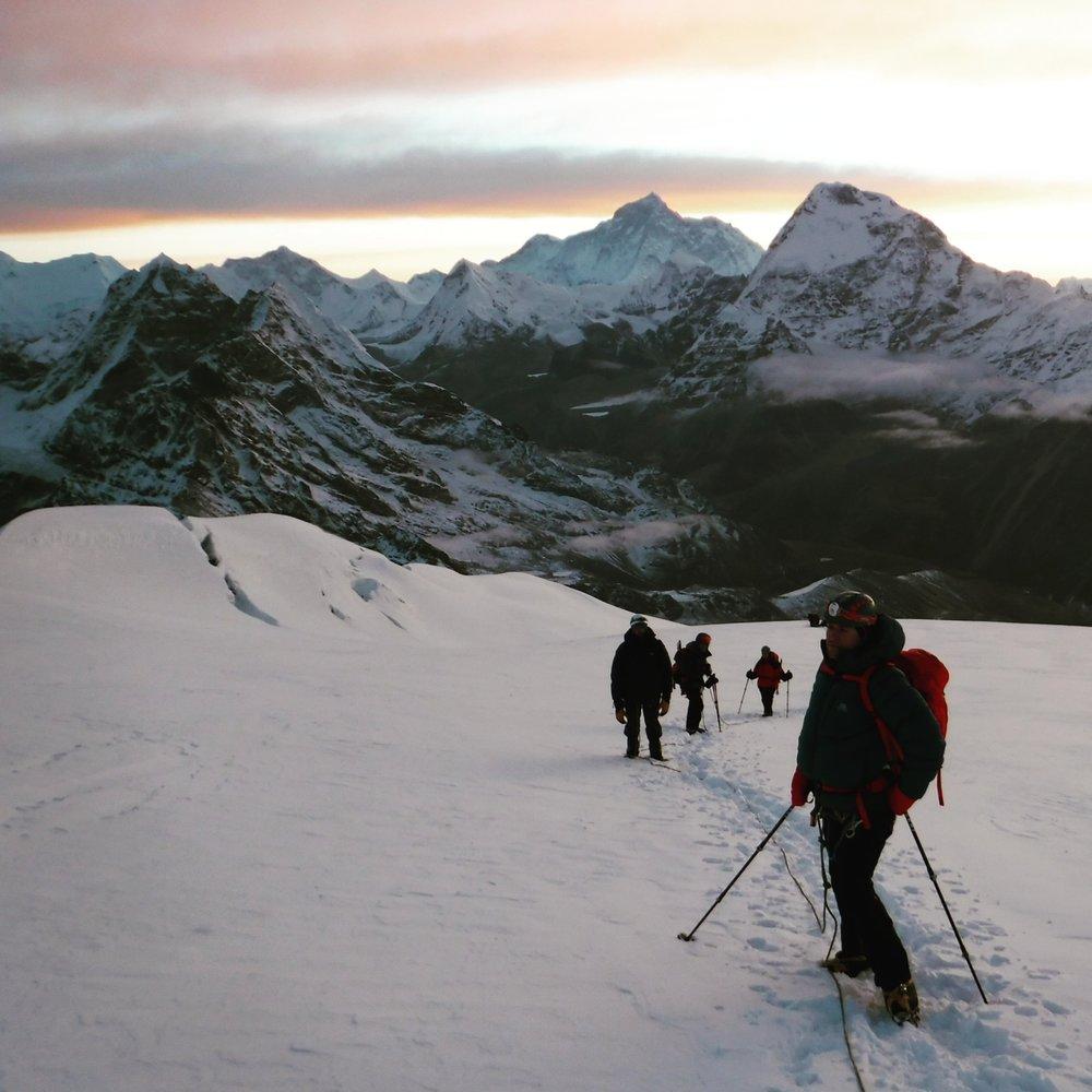 Himalayan dawn