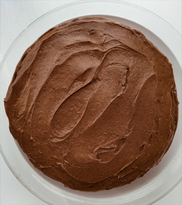 Vegan Chocolate Mayo Cake. A vegan cake can be moist and rich with ingredients you probably already have in your kitchen.