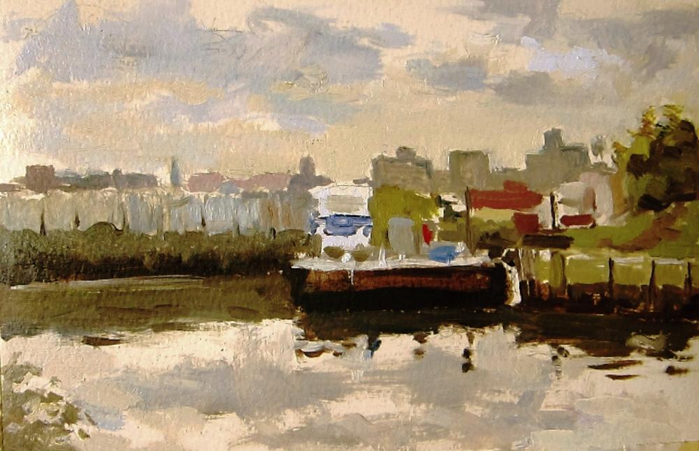 Bushwick Canal