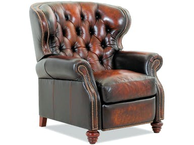 Marquis - By Comfort DesignPress Back or Power RecliningAvailable in Leather Only