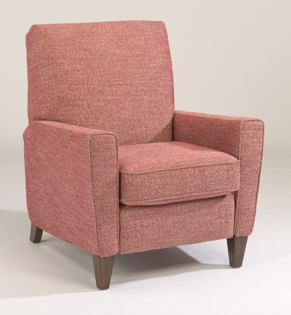 Digby - By FlexsteelPress Back or Power RecliningAvailable in Leather and Fabric