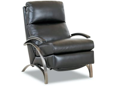 Z Chair - By Comfort DesignPress Back ReclinerLeather Only