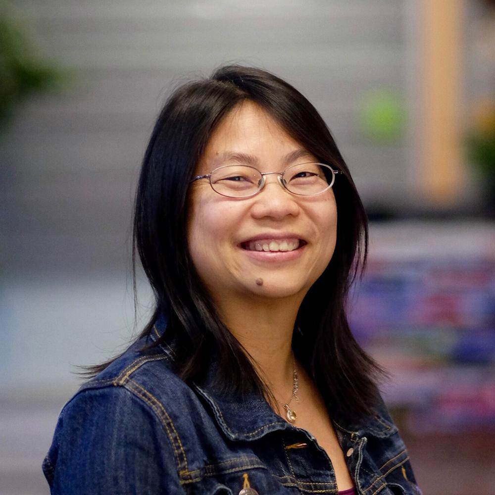 Rosa Ren  Lead UX Researcher Education: UC Berkeley, Massachusetts Institute of Technology