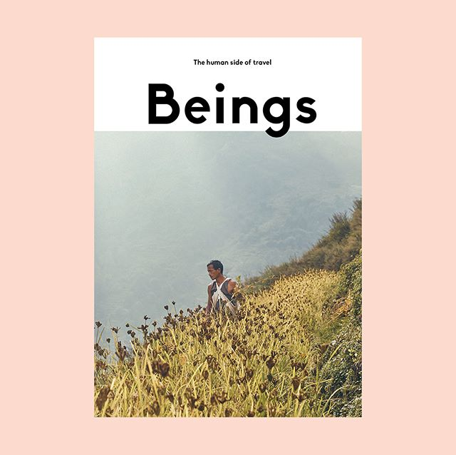 Order a copy of Beings now to receive in time to give as a Christmas present. Or get yourself one as an end of year treat. You deserve it. It features travel stories, beautiful illustrations, grainy maps, stunning photography and much more. Follow the link in our bio. 🌎 🗺