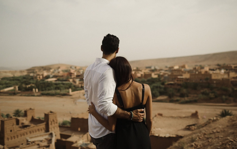Ait Ben Haddou Wedding Photographer