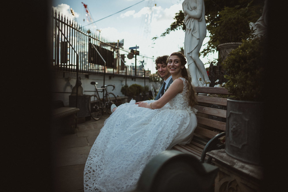 Brunswick House Wedding Photographer