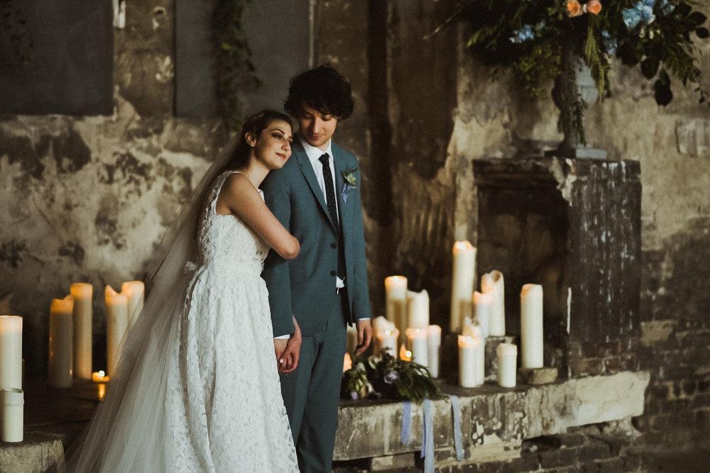 asylum chapel wedding photographer