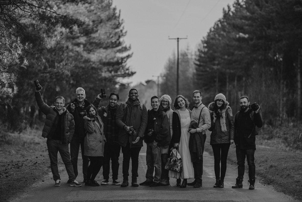the everlasting journey wedding cinematography workshop UK