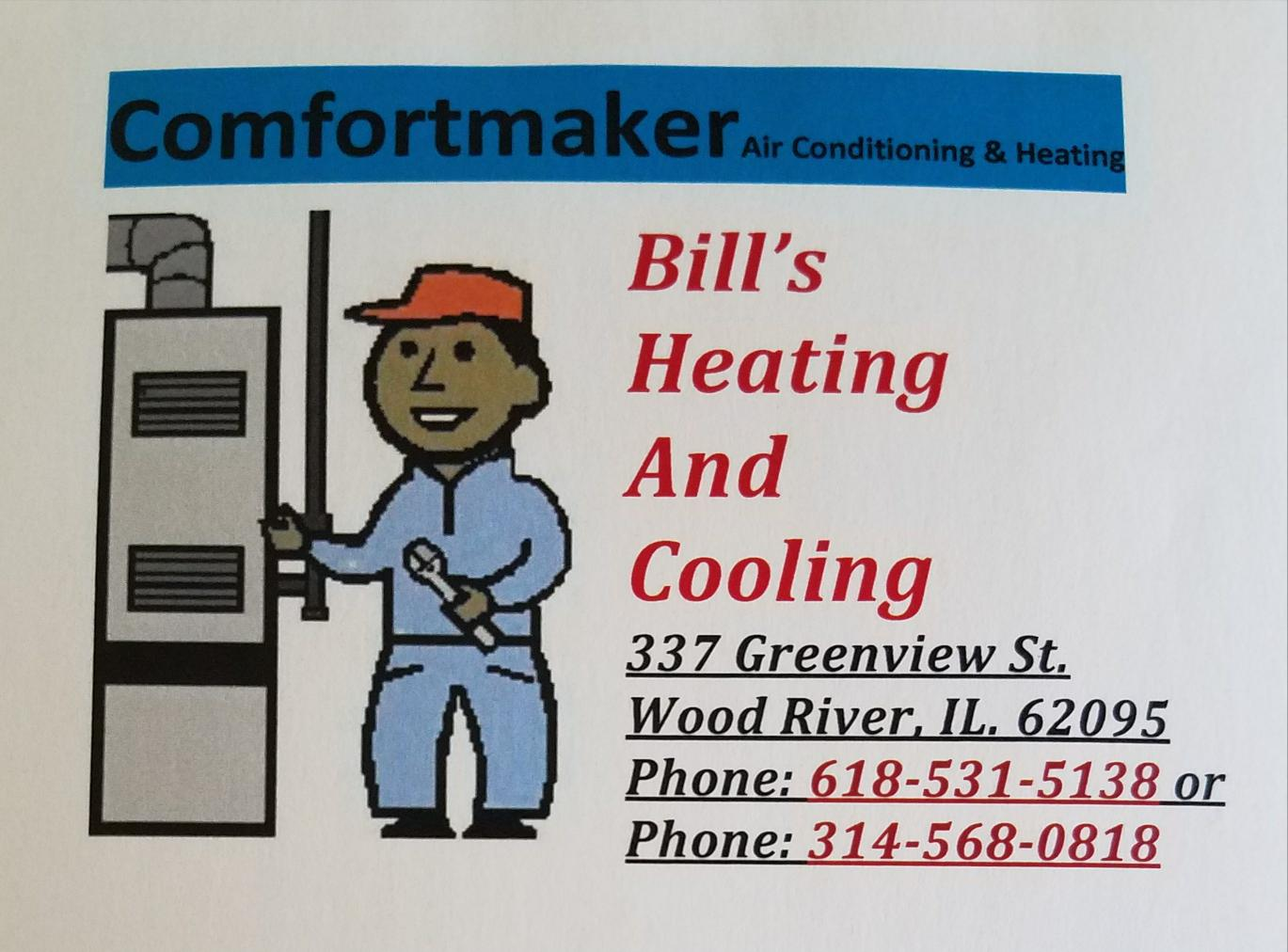 Bill's Heating and Cooling