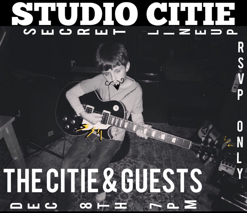 "Show at ""Studio Citie"" - Jean performed for Rayvon Owen on 12.08.2018 at ""Studio Citie"" in Burbank, CA."