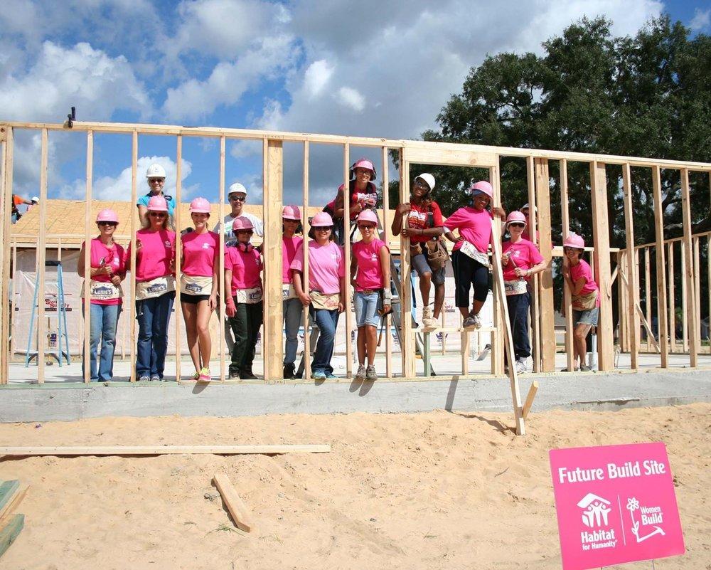 Women Build -