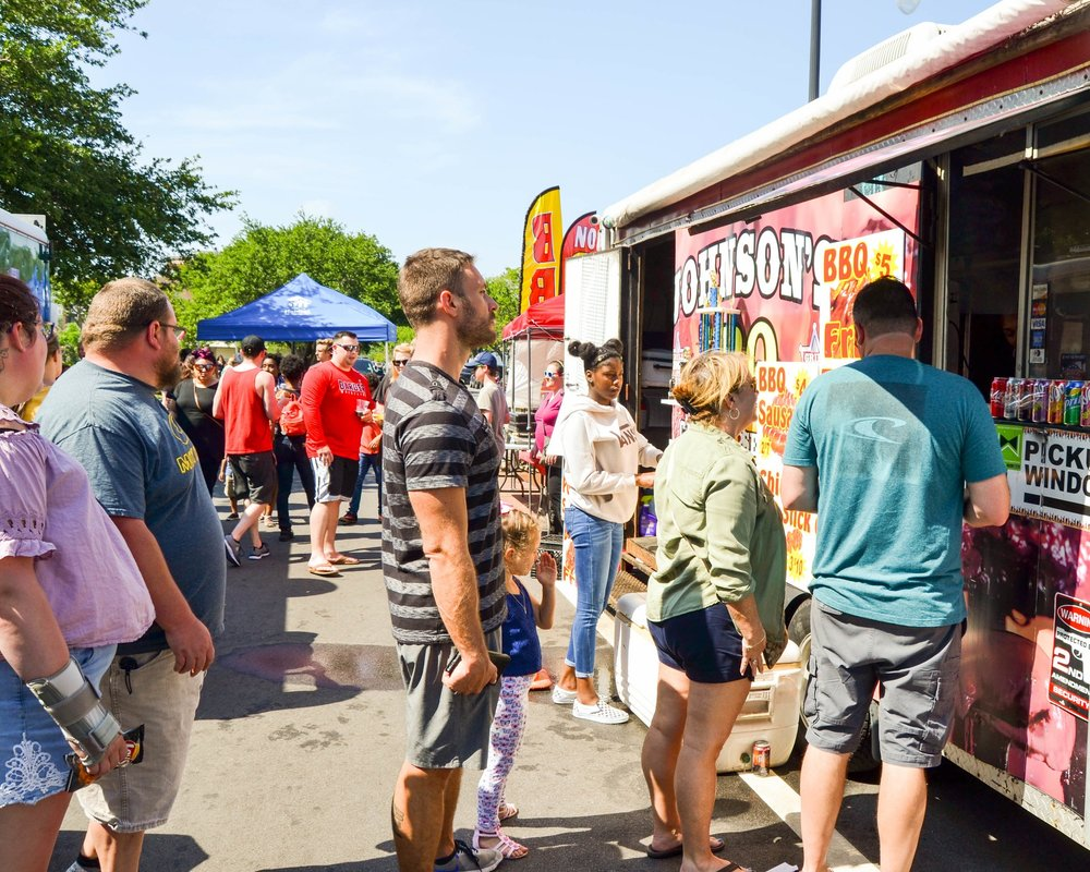 Pensacola Food Truck Festival -