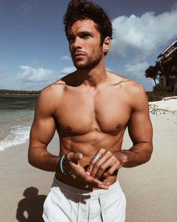 Top Ten French Male Models And Actors On Instagram CROWD