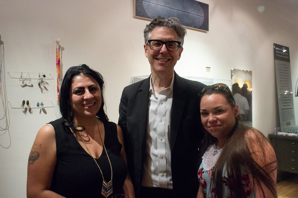 Lensic Performing Arts Center,  The Art of Change , June 2018  Project participants presented their work alongside Ira Glass (NPR, This American Life)